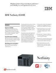 IBM Netfinity 8500R