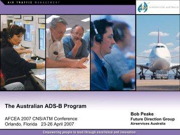 AUSTRALIAN ADS-B