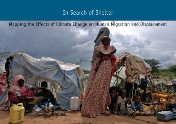 In Search of Shelter report - CARE Climate Change