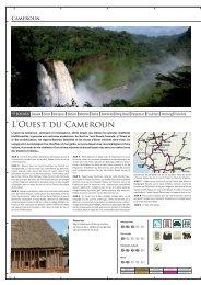 L'Ouest du Cameroun - Terre d'Afrique