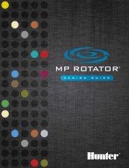 MP Rotator Design Guide - Hunter Industries