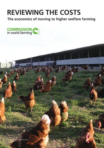 REVIEWING THE COSTS - Compassion in World Farming