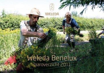Weleda Benelux - Award for Best Belgian Sustainability Report