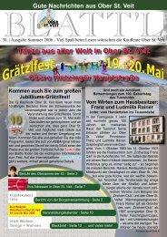 Franz und Ludmilla Rainer - Plattform Ober St. Veit