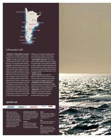 Voyager Argentina e Cile - Viaggidea