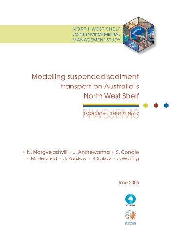 Csiro marine and atmospheric research paper no 02215