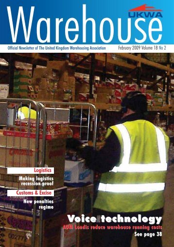 Voice technology - United Kingdom Warehousing Association