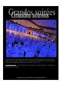 Location de mobilier , tables lumineuses pour 8 ... - Creations 44 - Page 2