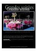 Location de mobilier , tables lumineuses pour 8 ... - Creations 44 - Page 3