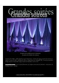 Location de mobilier , tables lumineuses pour 8 ... - Creations 44 - Page 5