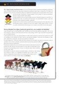 catálogo de toros - probados con hijas - GGI German Genetics ... - Page 2