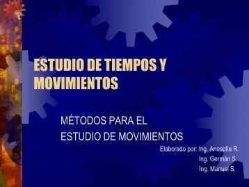 Métodos para el estudio de Movimientos.pdf