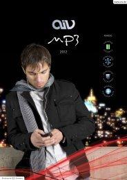 AIV MP3 Katalog 2012