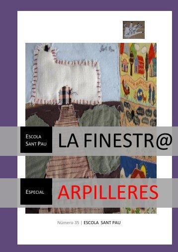 Revista La Finestra Especial Arpilleres PDF - Ajuntament de Sant ...