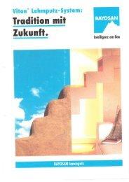 Bautechnische Info ,Lehmputz,Kalkputz