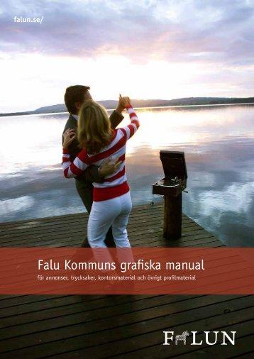 Falu Kommuns grafiska manual