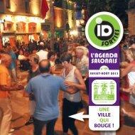 Voir la brochure - Office de tourisme Salon de Provence
