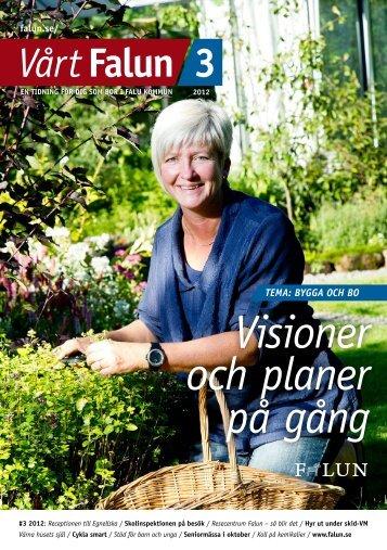 Vårt Falun nr 3, 2012 (pdf 4,9 MB) - Falu Kommun