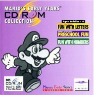 Mario's Early Years CD-ROM Collection Booklet - MuleSlow Services