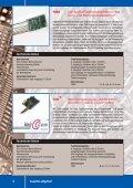 Lok- und Funktionsdecoder - Kuehn Digital - Seite 6