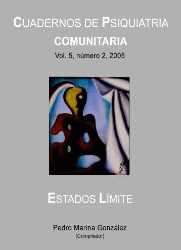 Vol 5. Nº 2. 2005 - Asociación Española de Neuropsiquiatría