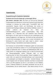 PDF Datei öffnen - Gasteiner Heilstollen