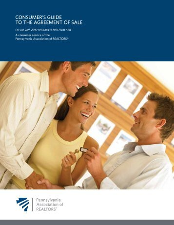 consumer's guide to the agreement of sale - Pennsylvania ...