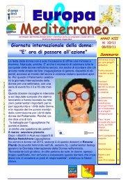Europa & Mediterraneo n.10-11 - Comune di Alimena
