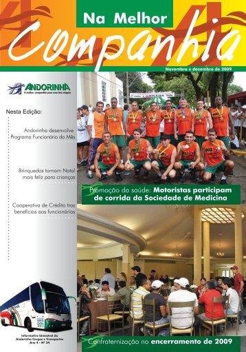 Edição 24 - Andorinha