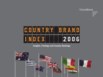 Insights, Findings and Country Rankings