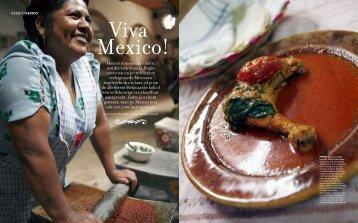 Mexico is meer dan taco's, tortilla's en tequila. Begin ... - t Schrijvertje