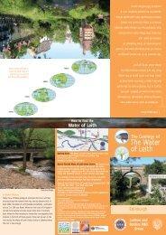stones of Scotland leaflet - Edinburgh Geological Society
