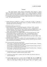 č.j. 007 EX 21/04-88 Usnesení Mgr. Kamil Brančík, soudní exekutor ...