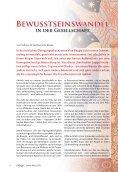 Bewusstseinswandel in der Gesellschaft - Elexier - Oneness ... - Seite 2