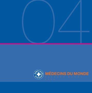 MÉDECINS DU MONDE - Ärzte der Welt e.V.