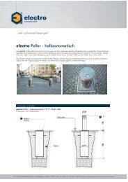 electro Poller - halbautomatisch - Electro Automation GmbH