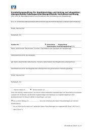 Freistellungsauftrag (PDF)