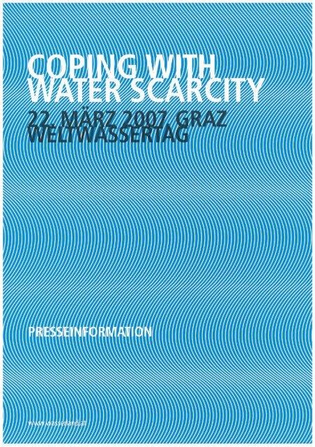 Alle weiteren Informationen finden Sie hier. - Wasserland Steiermark