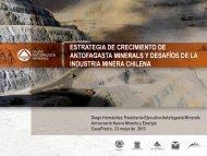 Chile - Antofagasta Minerals