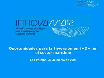 innovación - Fundación Innovamar