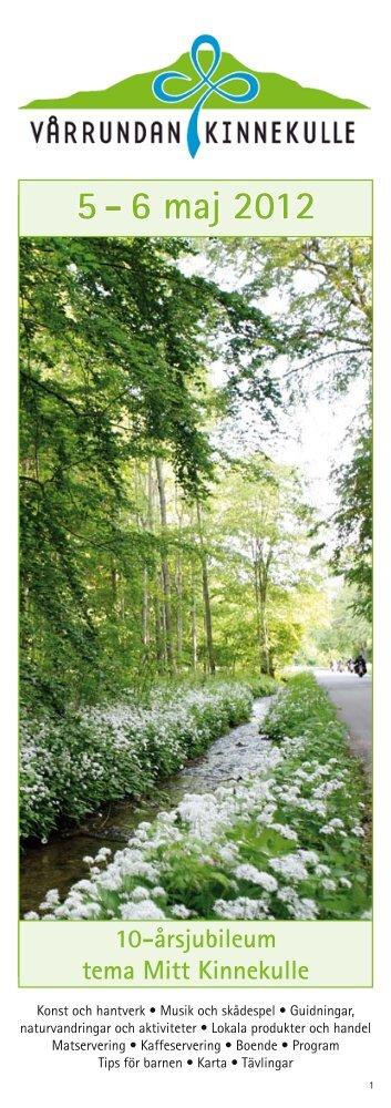 5 - 6 maj 2012 - Götene kommun