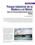 Empresa Parque Industrial de la Madera y el Metal: Nace un ... - Page 2