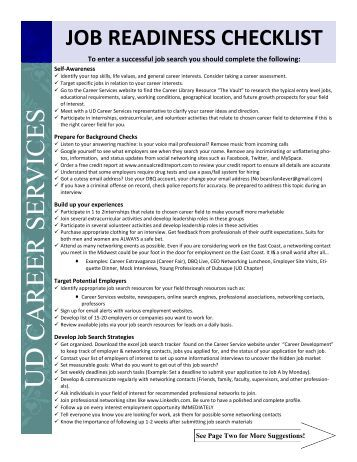 questions on academic readiness for college