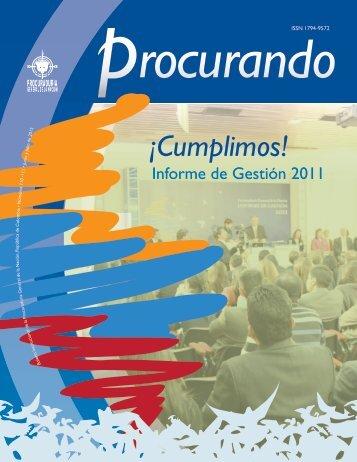 110-111 - Procuraduría General de la Nación