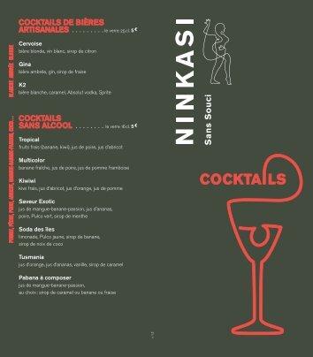 Carte_cocktails_SansSouci v1.indd - Ninkasi