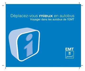 manual uso del autobús francés.FH11 - EMT
