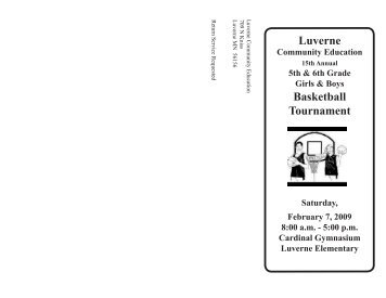 Feb.7 Basketball Tourney Registration