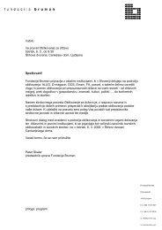 Vabilo na posvet Oblikovanje za državo - Fundacija Brumen