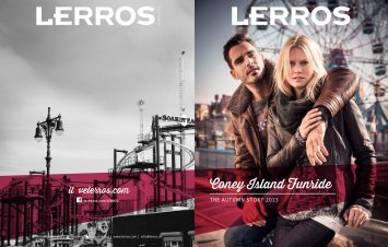 current catalogue to download - Lerros