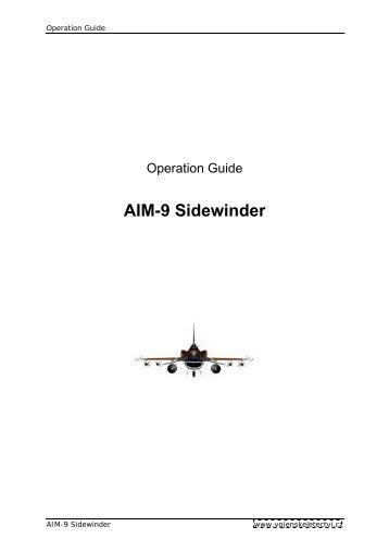 AIM-9 Sidewinder - e-HAF